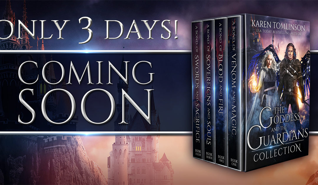 Can't believe it's only 3 days until this boxset releases!