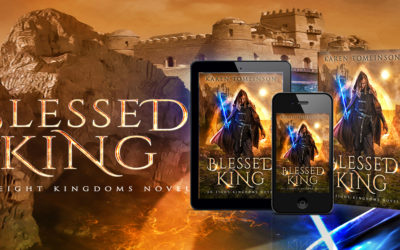 Blessed King releases tomorrow!