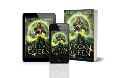 Wiccan Queen is up for preorder!