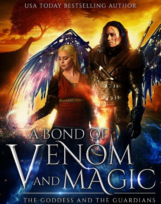 Audiobook production: A Bond of Venom and Magic