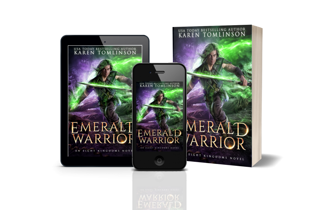 Last Chance to Buy Emerald Warrior at $2.99!