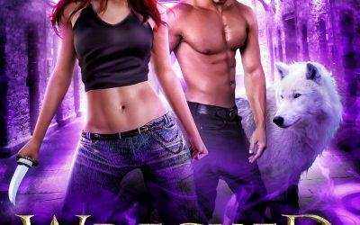 WRECKED-COVER REVEAL!