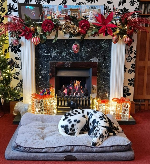 Happy Christmas lovely readers!