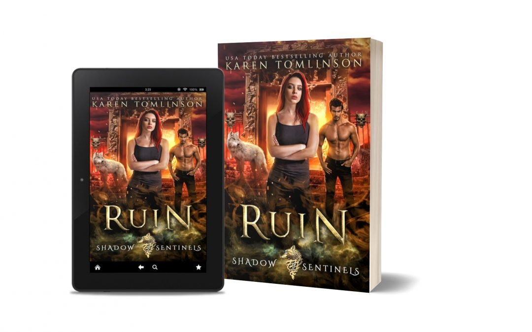 Paperback of Ruin is now available!