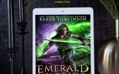 Emerald Warrior is on free offer!