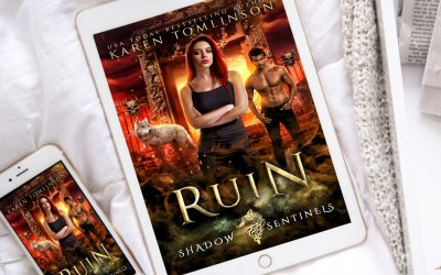 Release Day! Ruin is out!