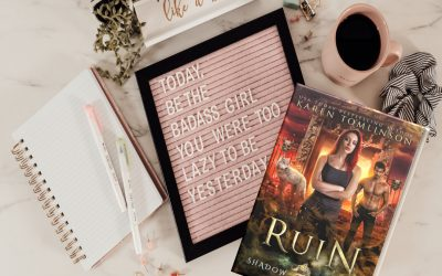 I closed my eyes, picked a page, & have the first teaser from Ruin for you!