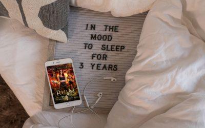 Book Hangover? Lol!