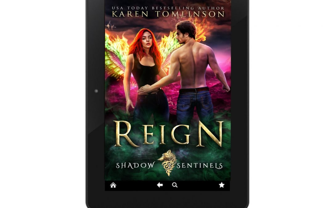 Cover reveal for reign!