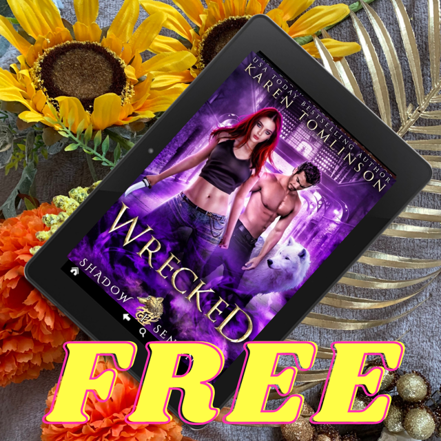 Wrecked is free for a limited time!